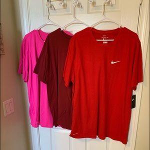 Nike tshirt bundle